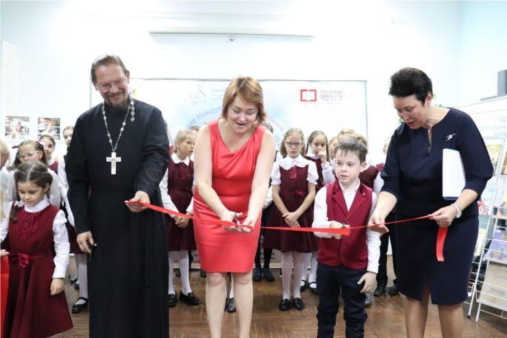 Библейская творческая площадка открылась в Чебоксарах