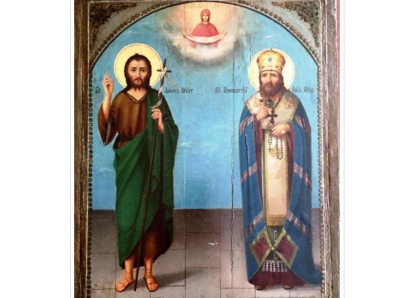Редкую икону передали в Бештаугорский монастырь