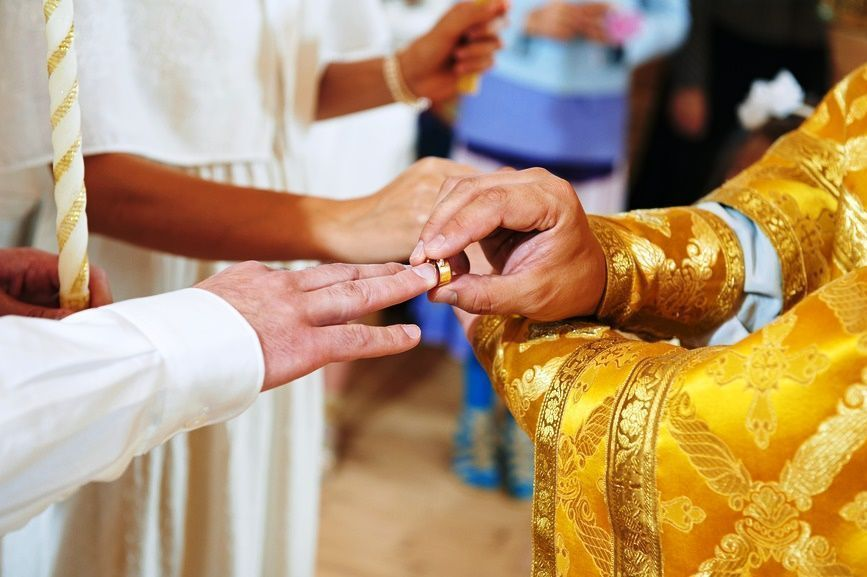 О церковном браке