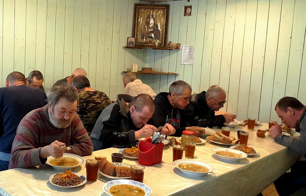 «Слобода милосердия»: как в Башкортостане помогают тем, кому некуда пойти